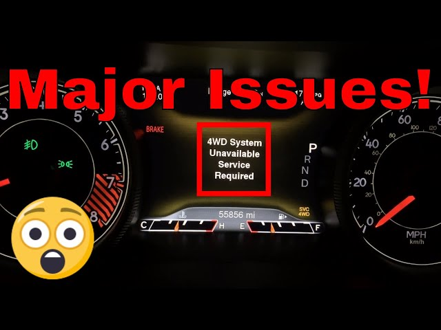 Driveline Replacement!?! - 2015 Jeep Cherokee Trailhawk