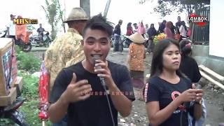 Tradisi lombok untuk pengantin baru dangdut seru bareng 2 kcimol andalan LA