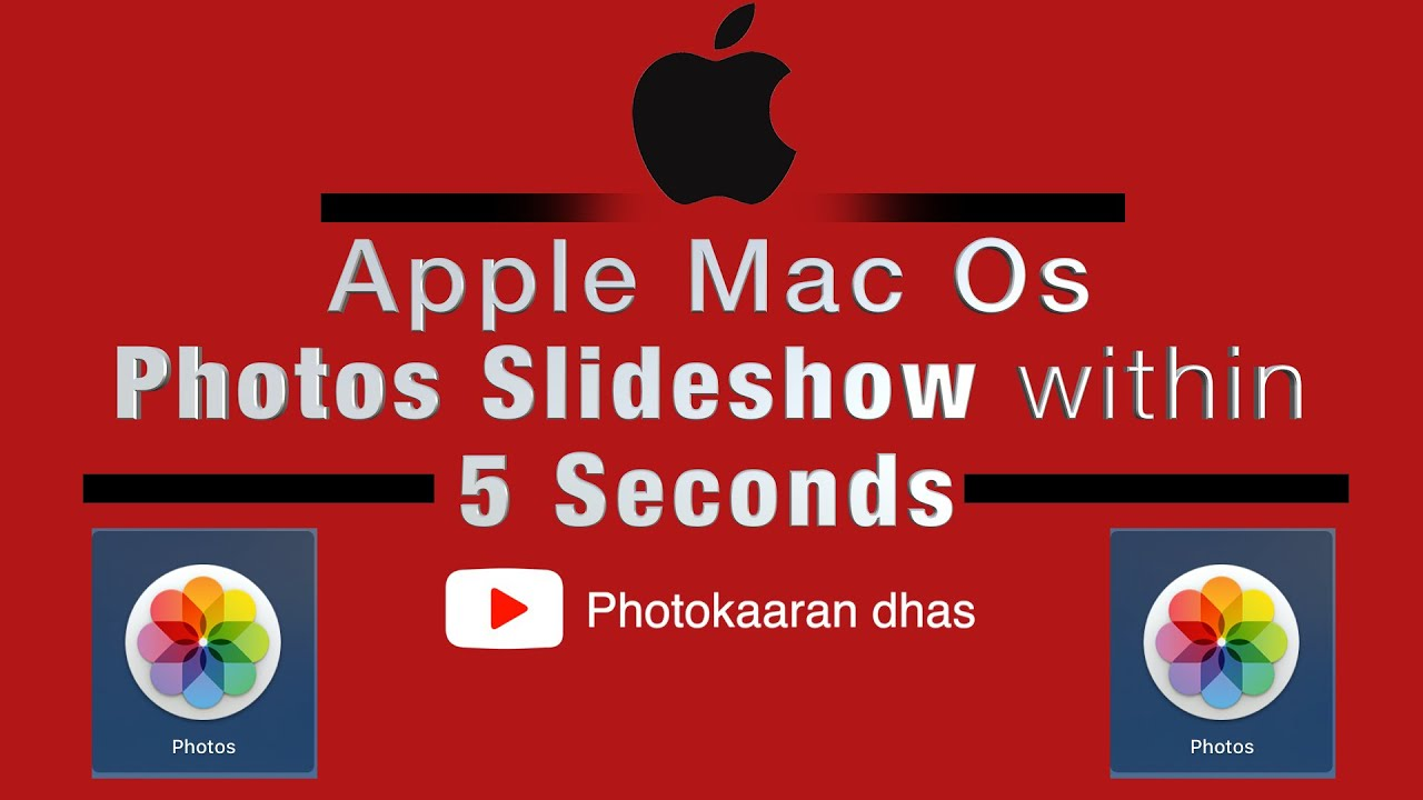Download Tamil Tutorials || Create a Photo Slideshow Within 5 Seconds Using Photos App ||