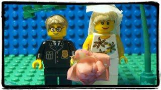 Lego Photo Film 2 - Wedding (Stop Motion Animation)