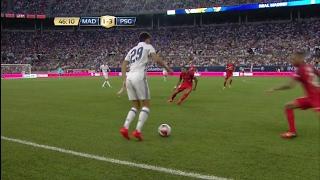 Enzo Zidane vs PSG (Neutral) HD 1080i [27/07/2016] - English Commentary