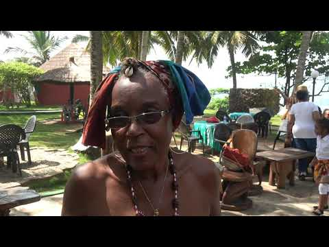 Bomani in Paradise at One Africa Resort - Ghana Tour May 2017