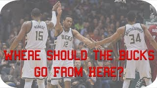 2017 Milwaukee Bucks Offseason Preview (Where Should the Bucks Go From Here?)