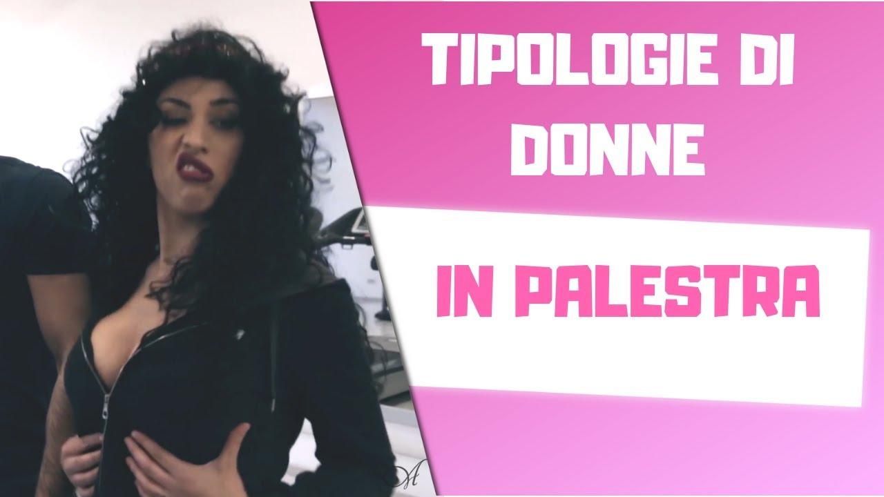 TIPOLOGIE DI DONNE IN PALESTRA 🏋♀🤸♀