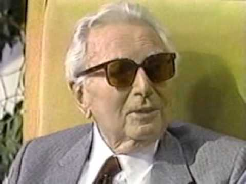 Viktor Frankl Schuller Interview 90