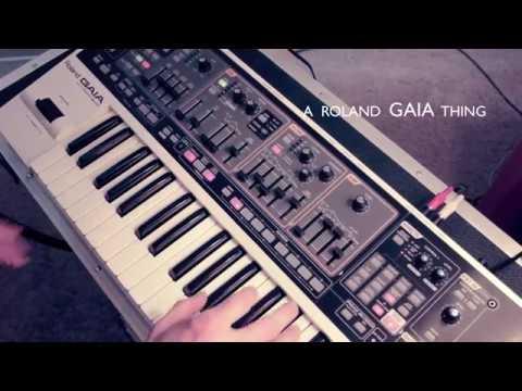 Jon Holland - Soft Landing (Roland GAIA Demo)