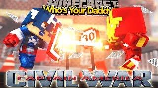 Minecraft Adventure - BABIES CIVIL WAR!! w/ Little Kelly