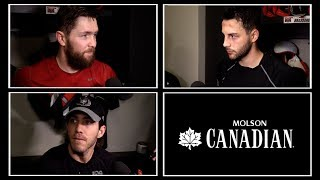 Derick Brassard talks about playing in his 700th game and the Sens ...