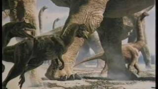 Entwicklung der Dinosaurier