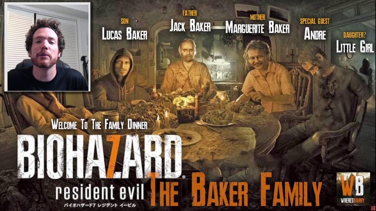 Commentary Resident Evil 7 Baker Family Dinner Screenshots