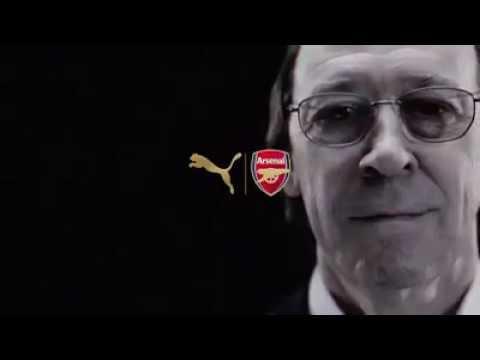 Arsenal - Puma #strongertogheter