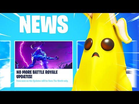 Fortnite No Update Royale..