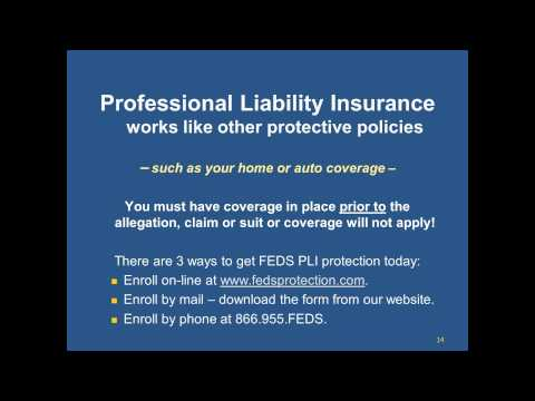 Professional Liability Insurance for Federal Wildland Firefighters.wmv