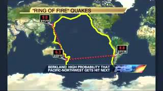 Breaking News  Alarming magnetic field changes signal major quake for West Coast
