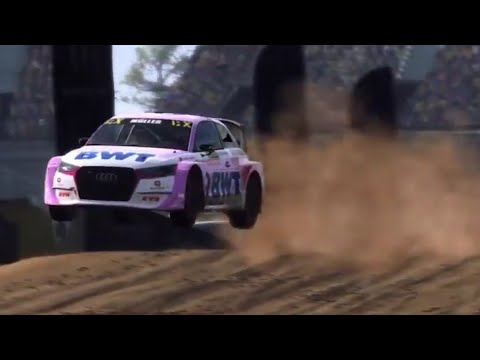 DIRT RALLY 2.0 : conduite MANUELLE Audi A1 RallyCross