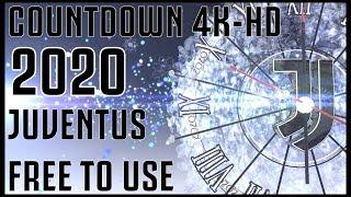 Juventus Countdown 2020 4K 1080p 720p Happy New Year