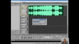 Creating Karaoke Tracks Using Adobe Audition 3