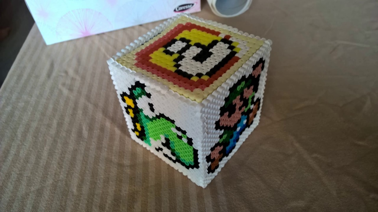 Perles à Repasser Hama Beads 3d Super Mario Box Youtube