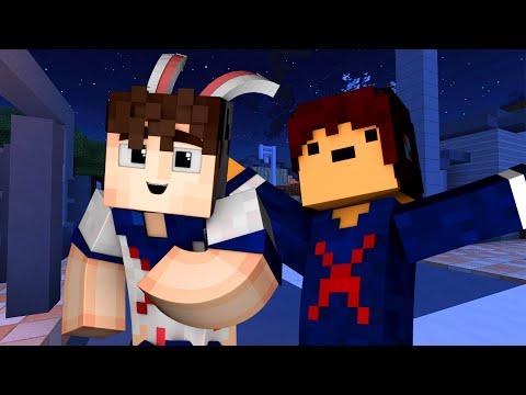 Yandere High School - TWO LITTLE SCHOOL GIRLS! (Minecraft Roleplay) #29