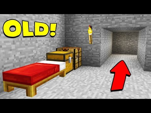 PLAYING THE FIRST MINECRAFT MAP!?