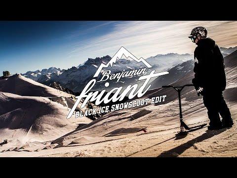 SNOWSCOOT 2014 |BENJAMIN FRIANT