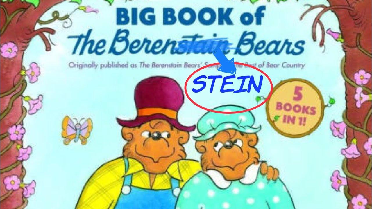 BerenSTAIN vs BerenSTEIN Bears - YouTube
