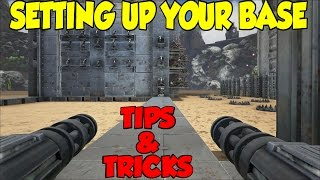 Ark Base Defence Guide Tips And Tricks