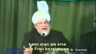 Wie war der wirkliche Ablauf der Himmelsreise (Miraj) Propheten Mohammed? Islam Ahmadiyya 2/2