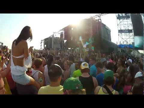 VELD Music Festival Toronto : Steve Aoki : No Beef