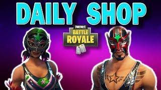 Fortnite Daily Shop (20th July 2018)