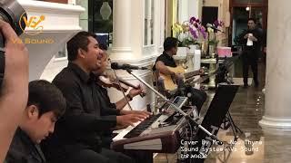 Cover By: Mr Nou Thyra (A Lin)-English Song |បទ អាលីន| Romantic Song| Vs sound.
