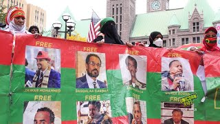 [LIVE] Minneapolis, MN: #OromoProtests Continue After Ethiopian Govt Targets Opposition
