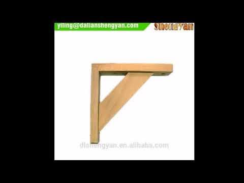 Wood Shelf Brackets - Floating Wood Shelf Brackets | Modern Wooden & Metal Best Pics