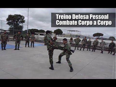 Exército Português DGME - Treino Defesa Pessoal/Combate Corpo a Corpo