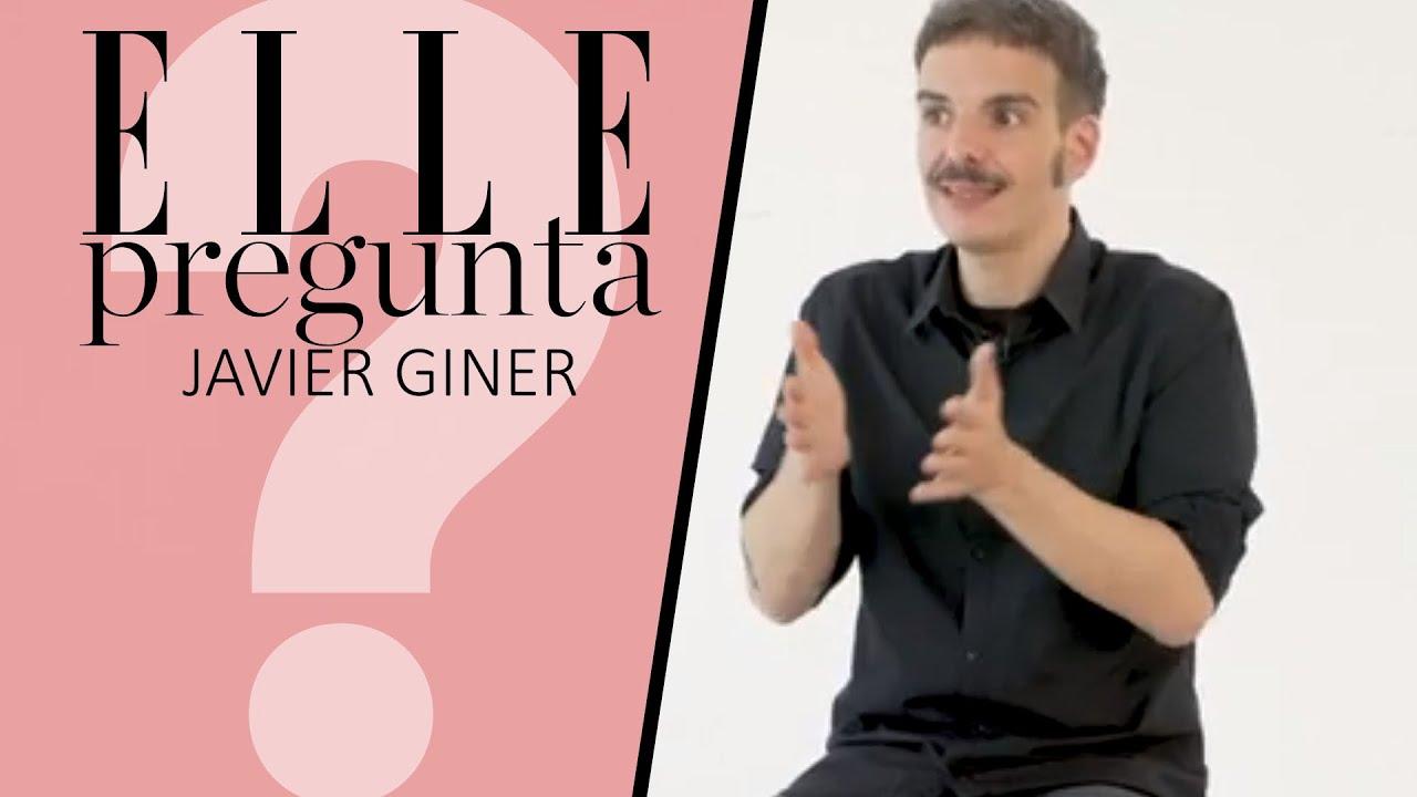 Javier Giner nos da su entrevista más sincera   Elle España