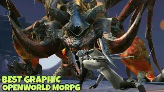 BEST NEW OPENWORLD GAME | Soul Online Android gameplay and apk