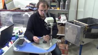 Станок ИОПМ  Отбор спермы у трутней