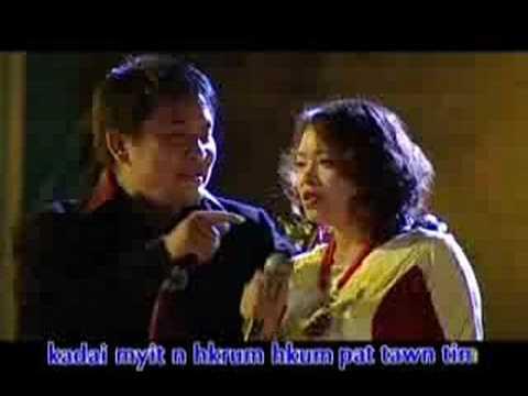 KACHIN SONGS { GRAU TSAW AI } ZUNG KI & W. PRI LUM