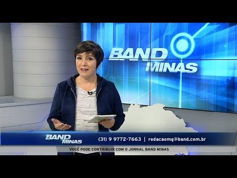 Jornal Band Minas 30/06/2017