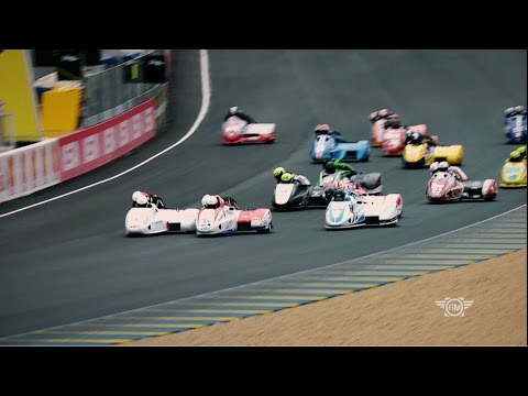 26min - 2017 FIM Sidecar World Championship - Le Mans (FRA)