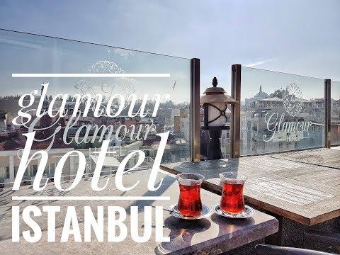 С чего начинается Стамбул. Обзор Glamour hotel Istanbul