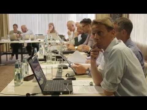 Tallinn Manual Experts Meet for Intense Drafting Session