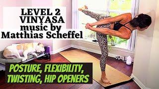 Strong LEVEL 2 Piano music by Matthias Scheffel / Posture Flexibility Twisting C