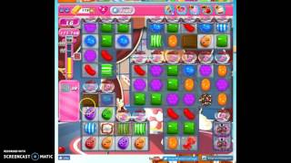 Candy Crush Level 1106 help w/audio tips, hints, tricks