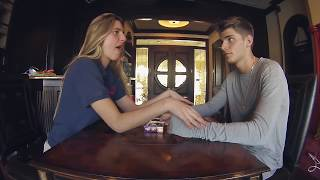 Jellybean challenge with Lele Pons