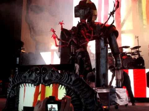 Rob Zombie - What Lurks On Channel X *Live* Mayhem Fest Indiana mp3