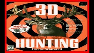 3D Hunting - Trophy Whitetail 1998 PC
