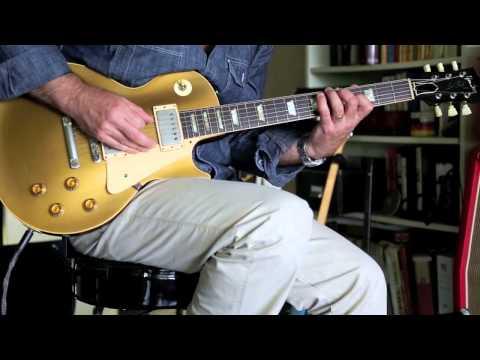 Funk At Mars (Gibson Les Paul 52/57 Conversion)