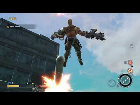 CONTRA ROGUE CORPS - Rank 2 - Reuined Area Rampage - Gameplay WalkThrough |