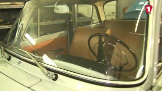 Ретро-мастерская. Новые старые автомобили. Автоцентр ТВ. №33.(Подписывайтесь на новые автомобильные видео и тест-драйвы: http://bit.ly/165fubT Все программы